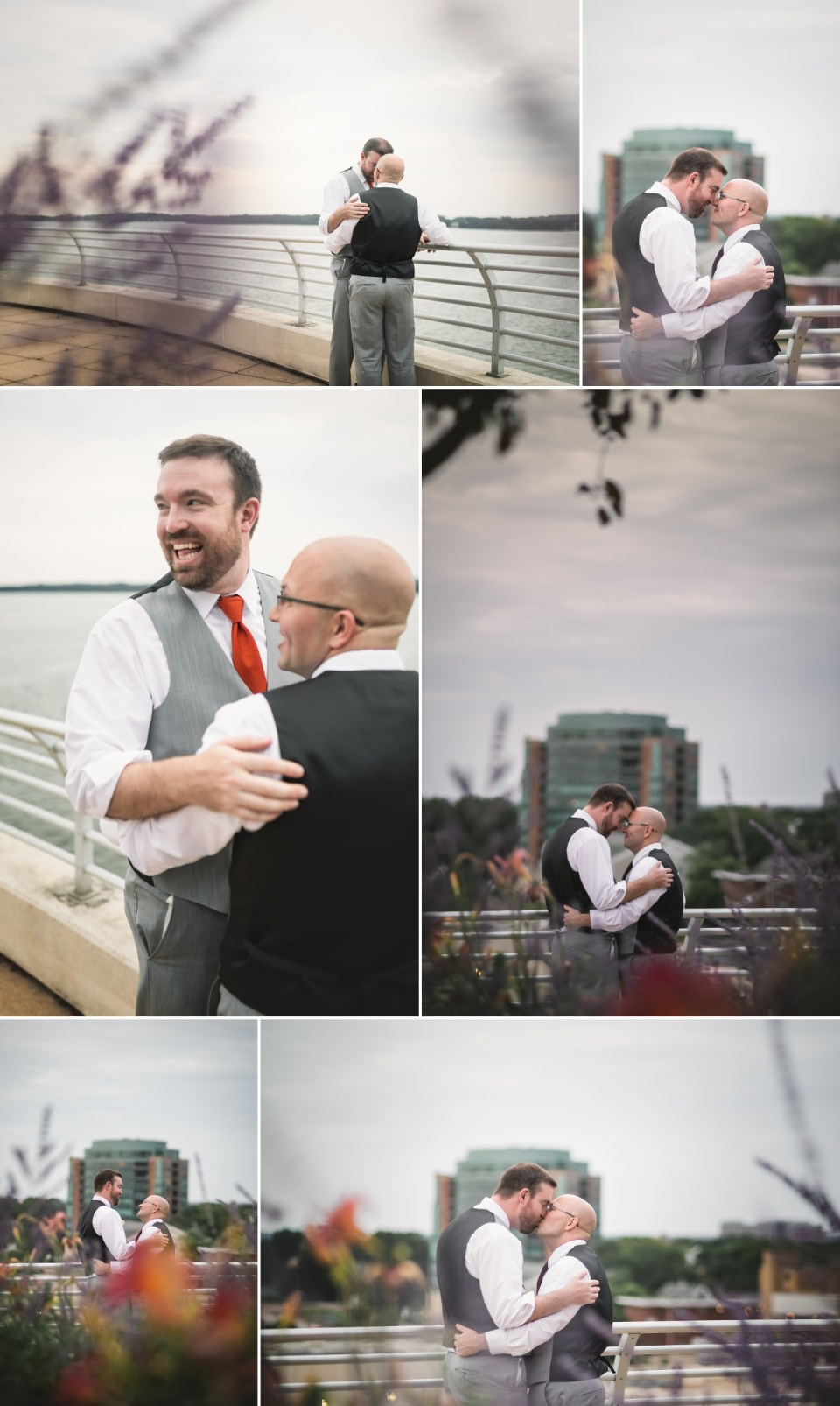 Fall Inspired Wedding at The Monona Terrace in Madison, WI | Pink Spruce Photography | www.pinksprucephotography.com