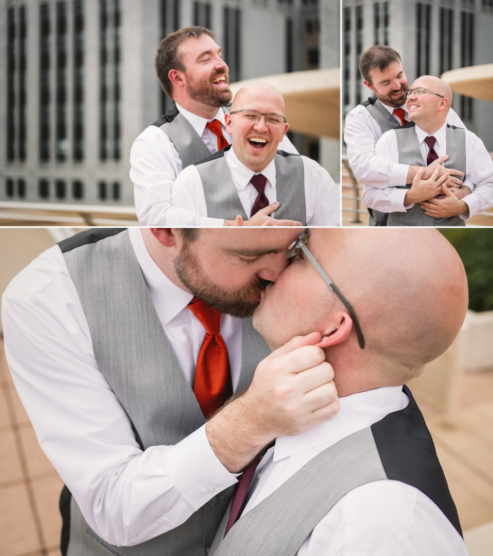 LGBTQ Wedding Photos | Pink Spruce Photography | www.pinksprucephotography.com