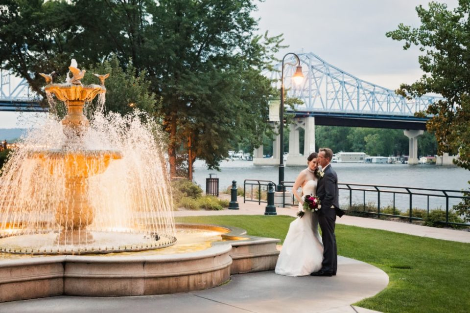 KARYA + LANCE | TRAVEL THEMED WEDDING AT THE CARGILL ROOM