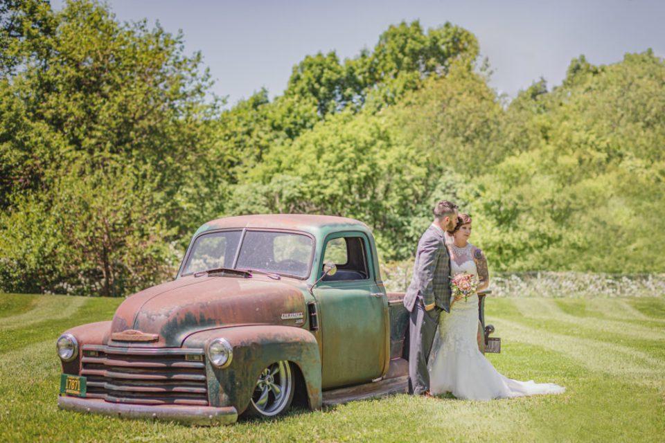 Old Schoolhouse Wedding, Merrimac, Wisconsin