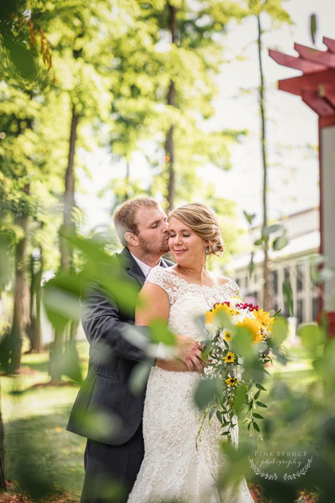Celebrations on the River Wedding in La Crosse, WI