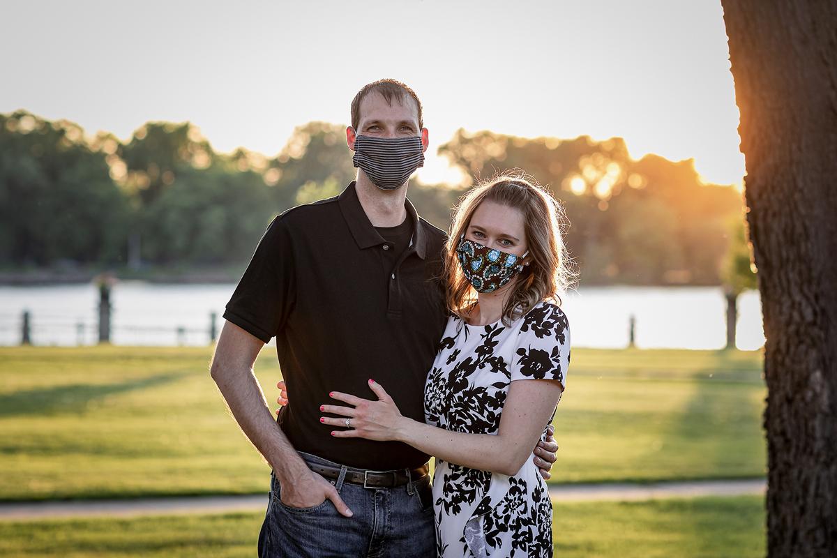 Summer Engagement Session   Pink Spruce Photography – La Crosse Wisconsin Wedding Photographer