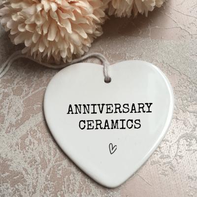 Anniversary Ceramics