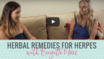 Dr  Kelly Schuh reveals a simple home remedy for herpes