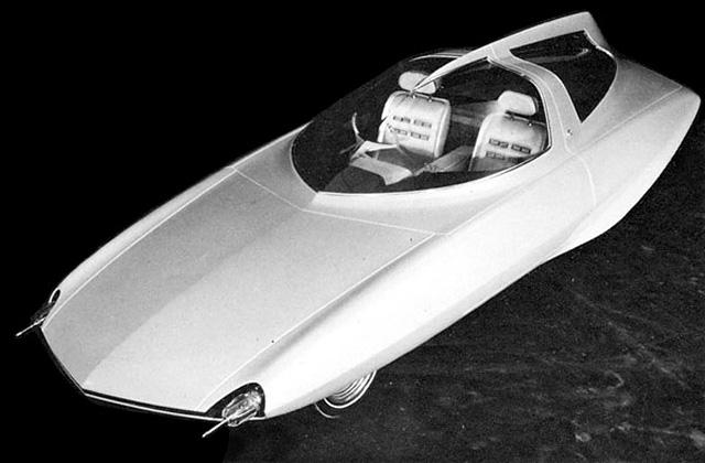 Toyota Concept, 1966