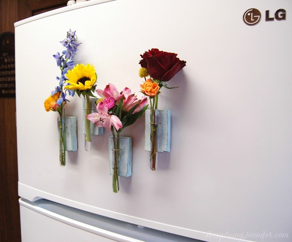 Diy dorm room decor test tube vases