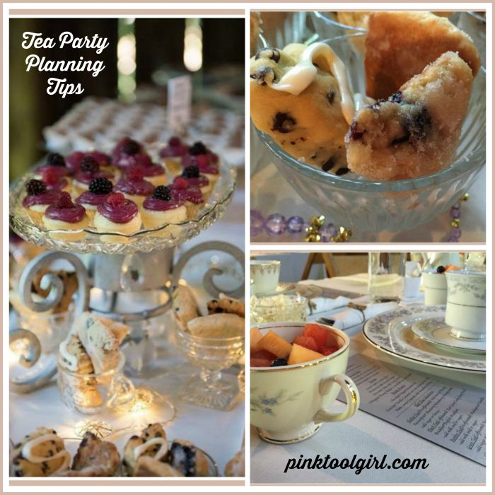 tea party planning tips