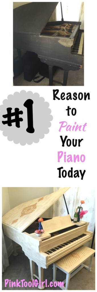 Paint your piano today