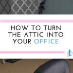 How to turn your attic into an office space