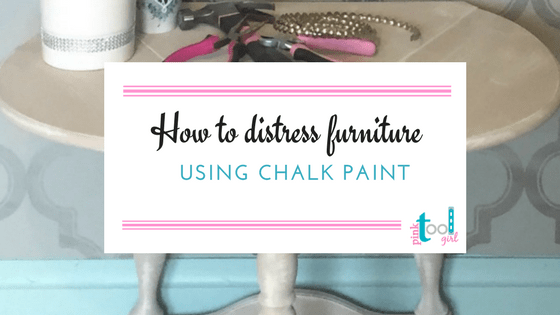 Distressing Furniture with Junk Monkey Paint
