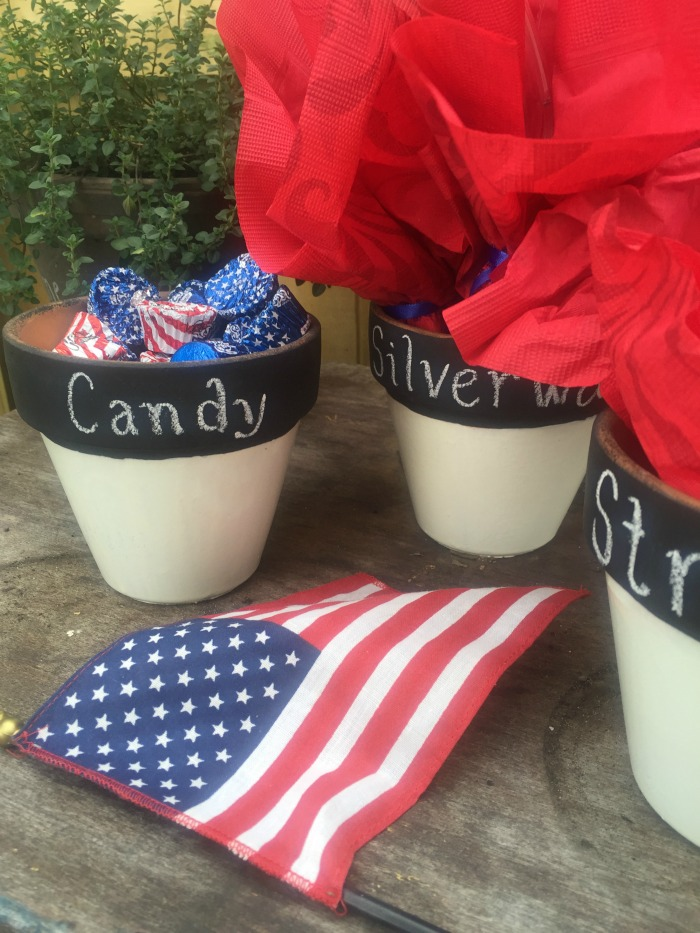 4th of July DIY projects candy