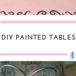 Inspiring DIY Tables + A Little Bird Told Me Link Party #6