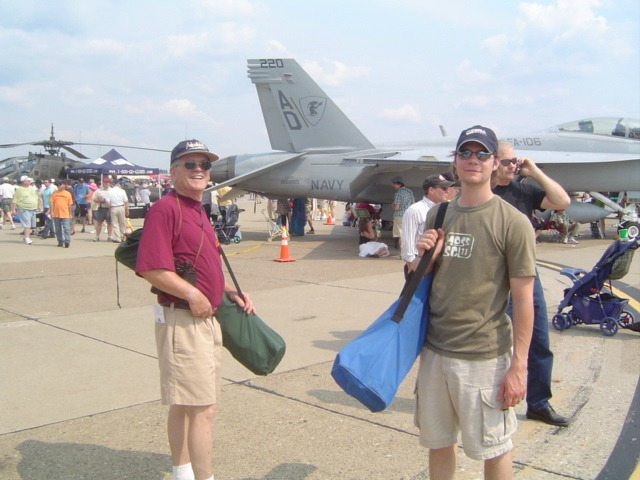 father's day gift ideas at airshows