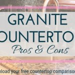 Granite Countertops Pros and Cons