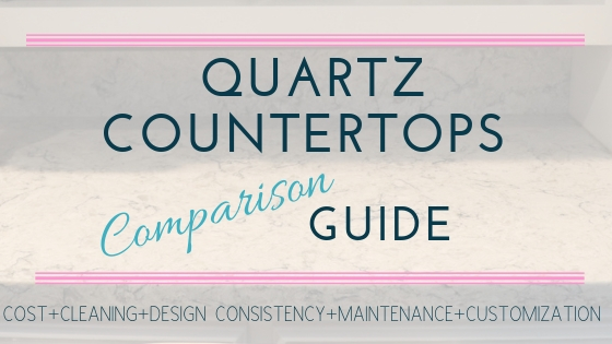 Quartz Countertops Comparison Guide