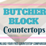 Butcher Block Countertops that rock!
