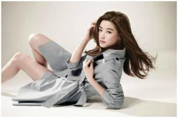 【韓娛】女神再添寶寶~全智賢目前確實懷孕10周。