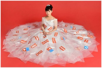 高畑充希出演民放連續劇《被過度保護的加穗子》,飾演天真爛漫的千金小姐。