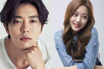 【韓劇】《愛情的溫度》參演演員追加~ 《Voice》大魔王金材昱與趙寶兒確定參演。