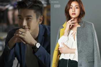 【韓劇】Super Junior始源 X與姜素拉雙雙考慮是否出演TVN新劇《卞赫的愛情》。