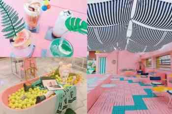 【韓旅】美術館?咖啡廳?讓你傻傻分不清楚,拍照拍到手軟的奇妙空間。位於韓國大邱的PLBG咖啡廳。