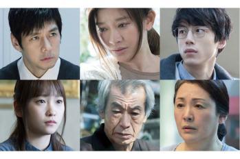 【日影】坂口健太郎 & 川榮李奈確定加入~ 電影『沉睡的人魚之家』第二彈卡司公佈