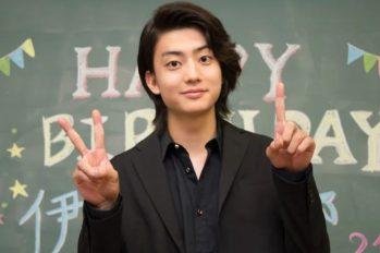 【日娛】健太郎21嵗生日快樂~ 藉著生日的契機,今後他將改名為「伊藤健太郎」,作爲向演員之路發展的決心。