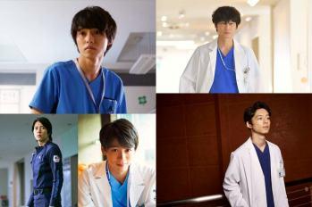 【日劇】穿上白袍的他們都帥炸了~ 如果真是醫生那就危險咯~ 盤點8位日劇裡的帥氣醫生角色!