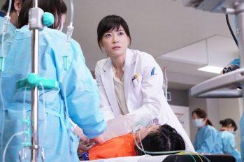【Good Doctor】上野樹里好演技賺人熱淚,成功獲觀衆認同。第三回收視成功刷新自身新高~