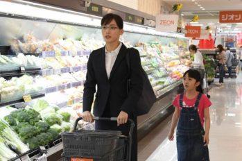 【繼母與女兒的藍調】第二回收視保持2位數~ 綾瀨遙媲美聲優的動畫聲言引話題。