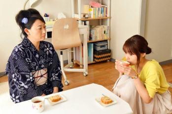 """【中學聖日記】觀衆腦洞開很大啊~ 日本觀衆之間流傳""""幽靈說""""~ 友近角色讓人好奇!"""
