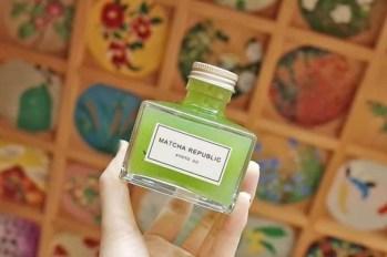"""【日本旅游】""""墨汁瓶子""""造型太可愛! 京都「抹茶共和国」的偶瞎雷飲品太上鏡啦~ 必打卡!"""