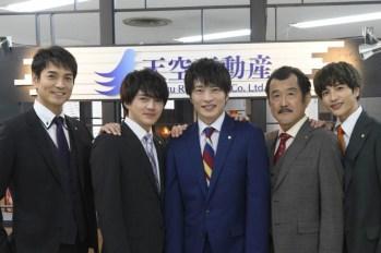 【日本電影】從三角戀到現在的五角戀!澤村一樹&志尊淳加入『電影版 大叔的愛』~