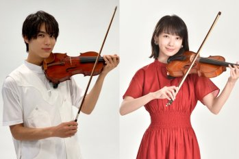 【日劇】 波瑠確定主演漫改劇「G弦上的你和我」,與中川大志初共演~ 通過小提琴直面大人煩惱。