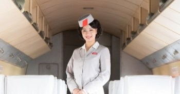 廣瀨鈴宣布主演SP劇「空中女孩」,飾演戰後首個空中小姐。