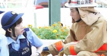 【女子警察的逆襲】川合情竇初開,藤全力助攻!與消防員的甜蜜約會究竟如何發展~|第5話
