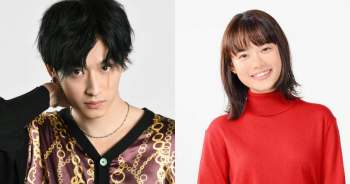 杉野遥亮確定出演電視劇「這是愛!~不良少年與白手杖女孩 ~」,與杉咲花發展純愛~