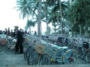 Parkiran Sepeda