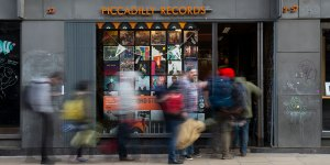 manchester record stores