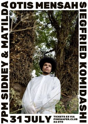 Otis Mensah @ Sidney & Matilda