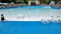 Six Flags Wave Pool - White Water in Atlanta