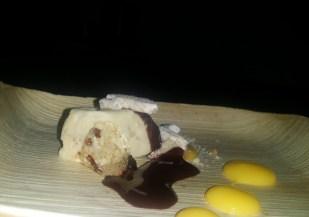 Almond Joy Ice Cream Cake