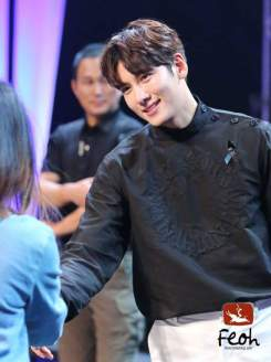 Ji Chang Wook in Bangkok Fan Meet: Hi Touch (credits: Feoh Thai Facebook)