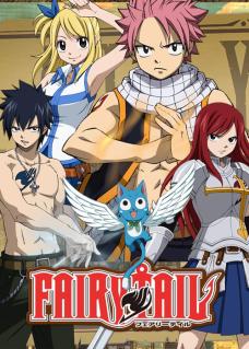 Fairy Tail - Genres: Action , Adventure , Comedy , Fantasy , Magic , Shounen