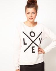 Zoe Karssen love sweater