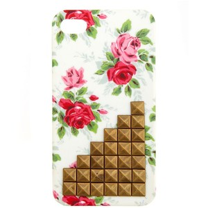 Charlotte Russe Floral iPhone 4 Case $6.99