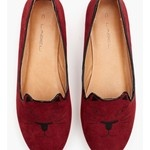Wild Cat Loafer - Red $58.00
