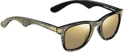 Gold Glitter Carrera Sunglasses
