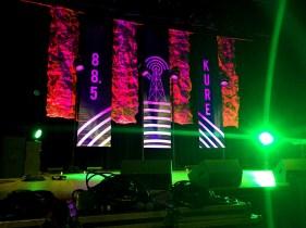 Lighting Design for KURE Fest