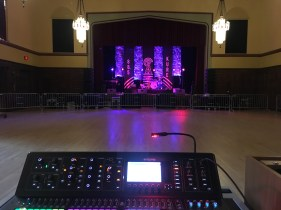 Lighting Design and Audio Production for KURE Fest